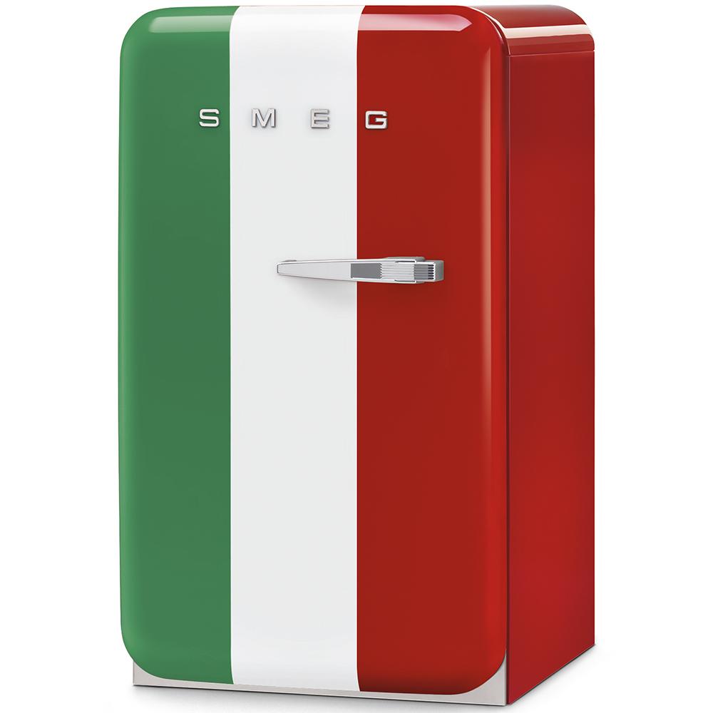 Frigo Smeg Anni 50 Piccolo refrigerator decorated / special fab10hlit | smeg
