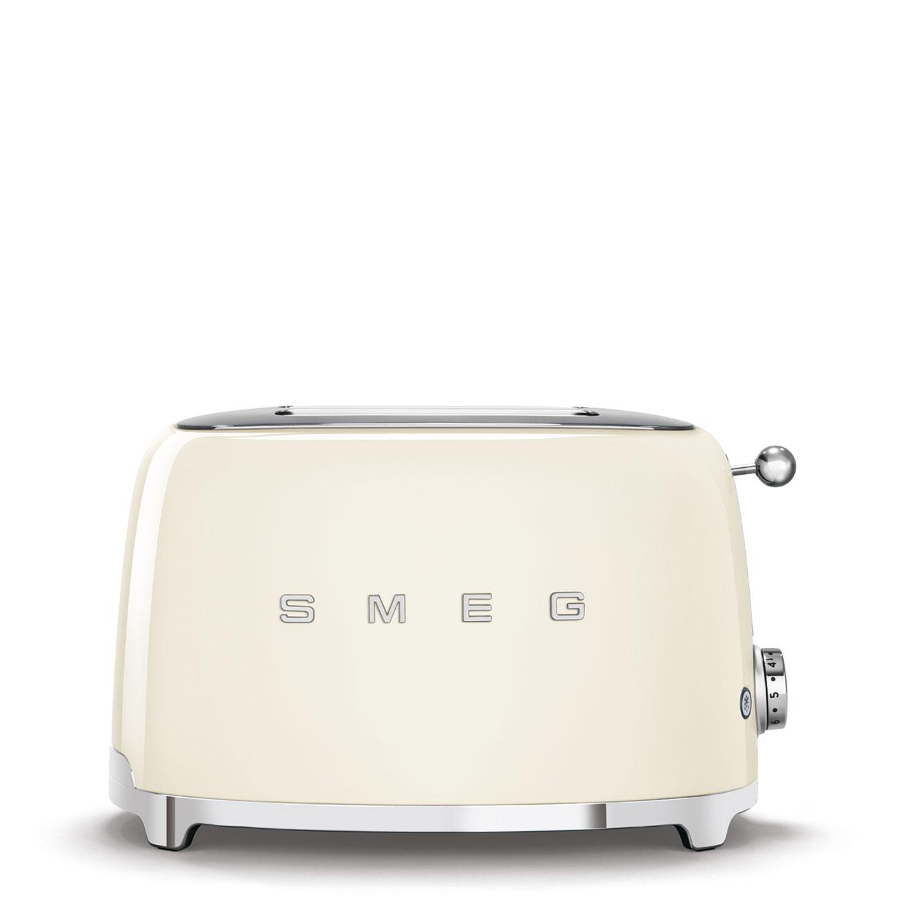 toasters crème Smeg