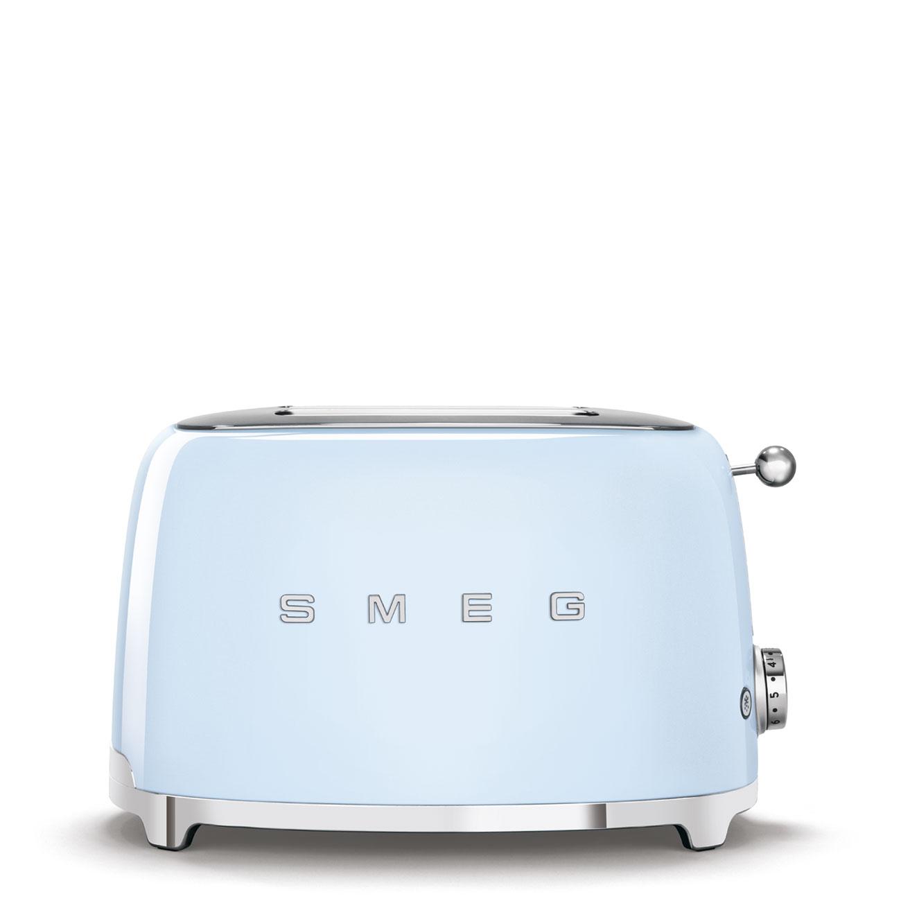 toasters bleu azur Smeg