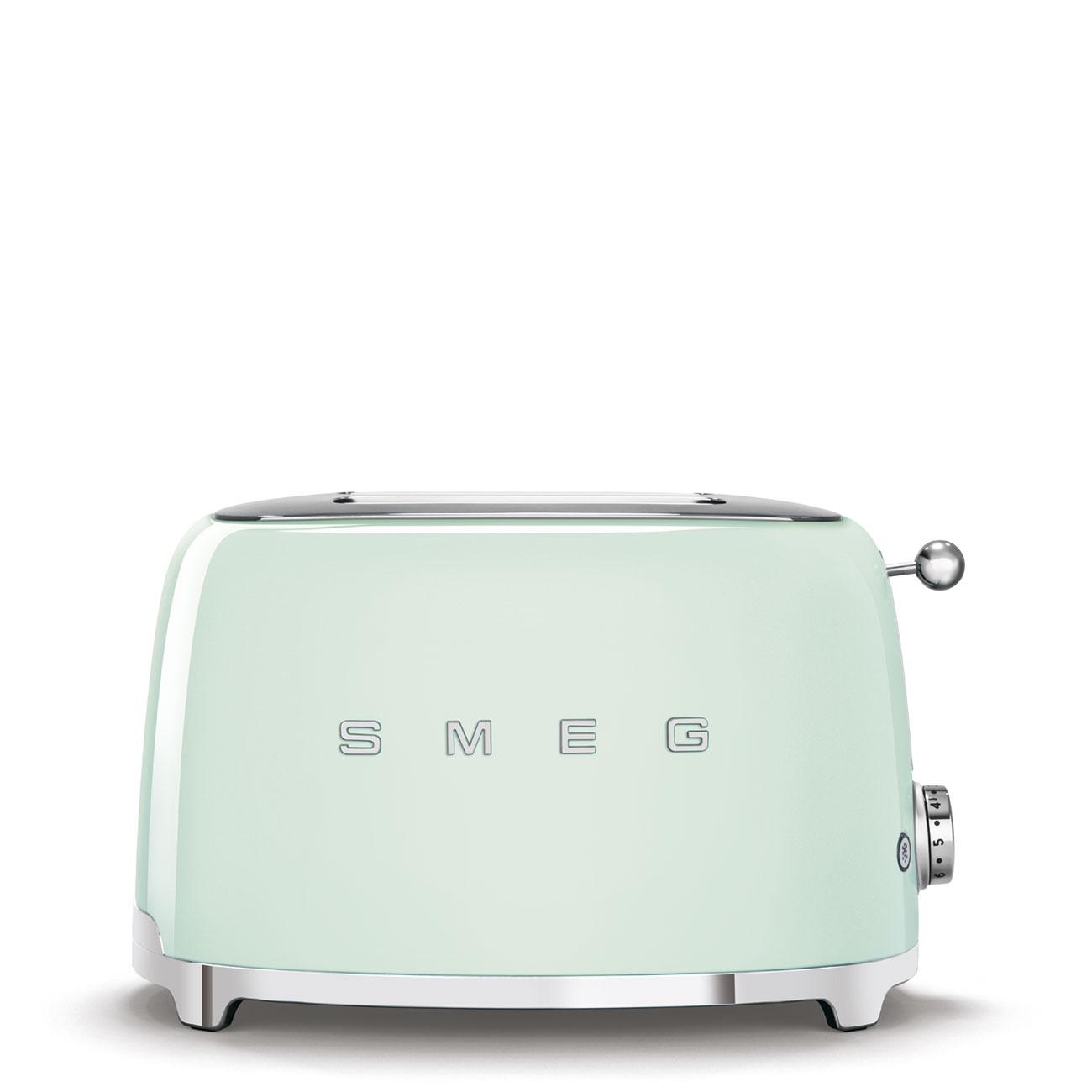 toasters vert d'eau Smeg
