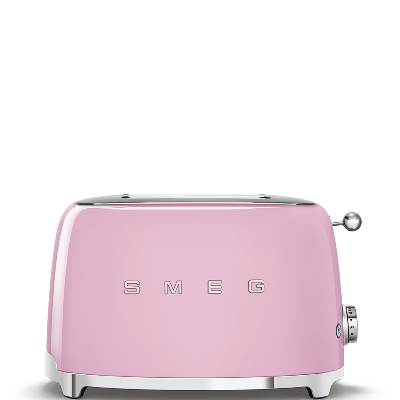 toasters rose Smeg