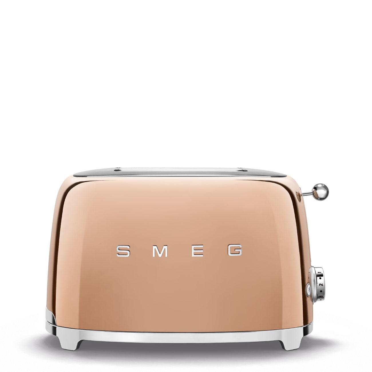 toasters cuivre Smeg