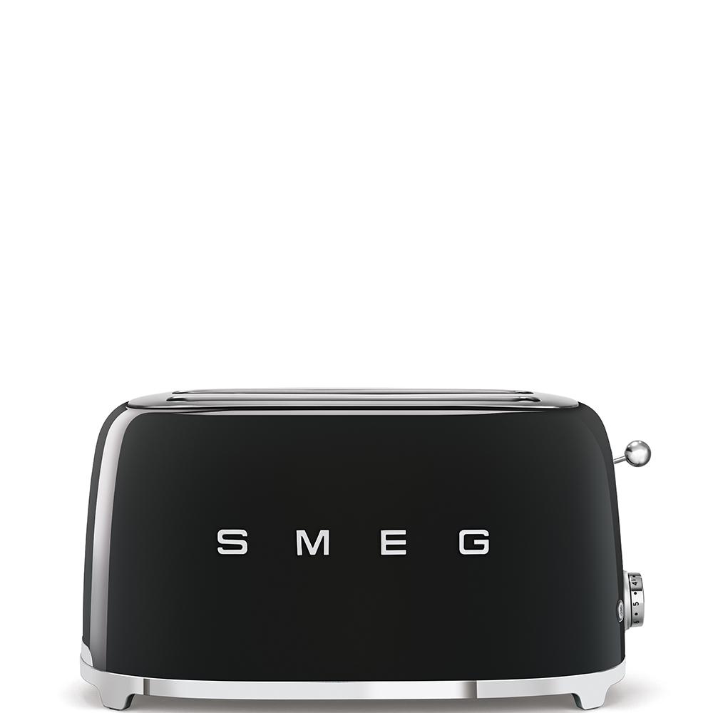 grille-pain noir Smeg