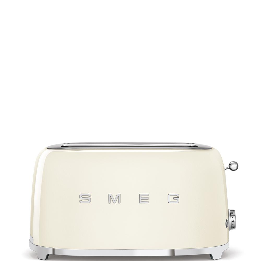 grille-pain crème Smeg