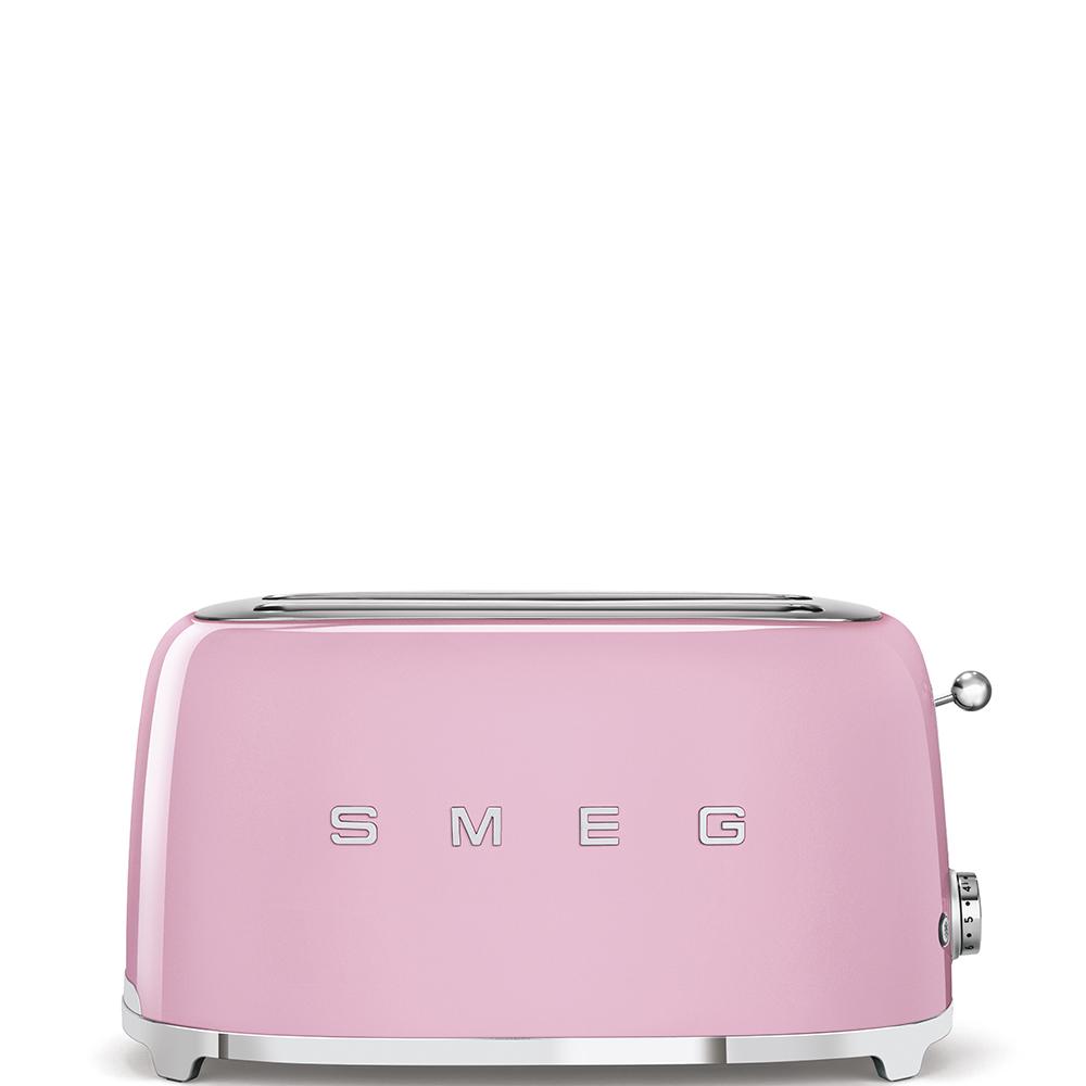 grille-pain rose Smeg