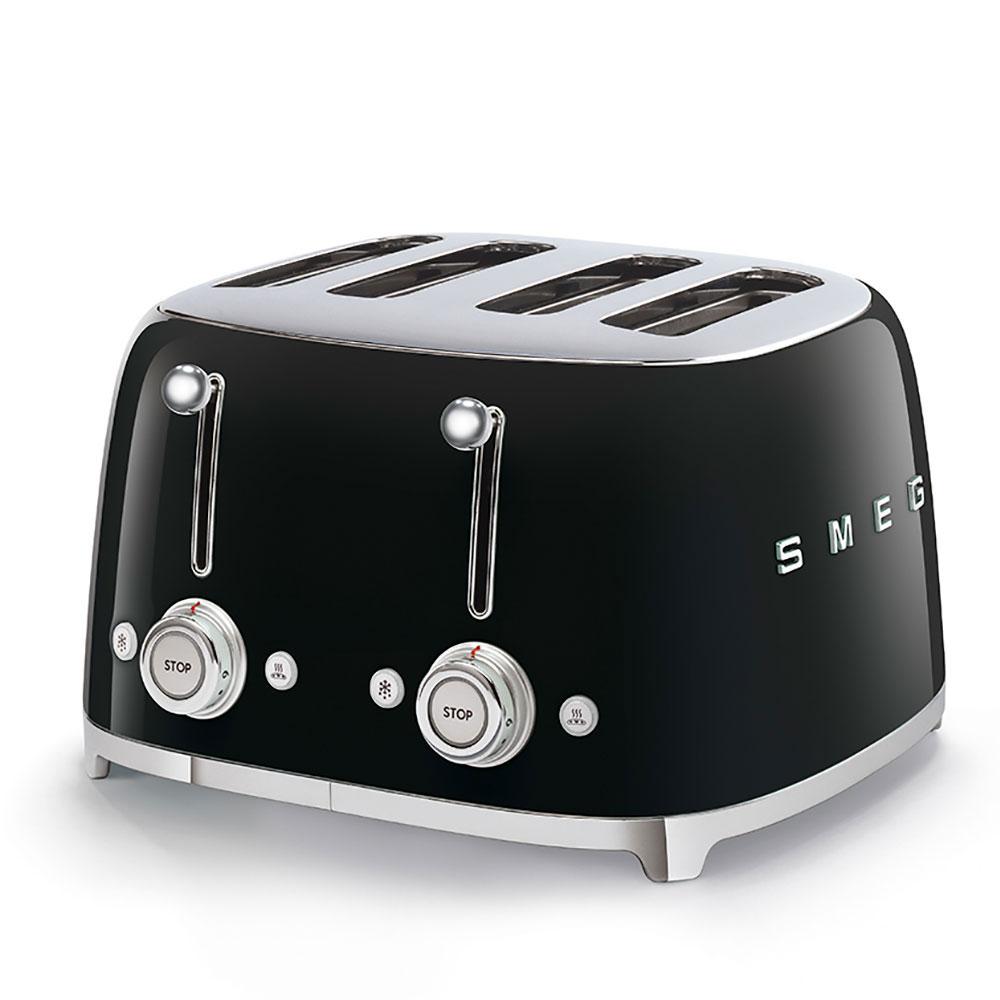 toasters noir Smeg